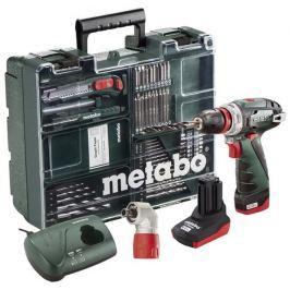 Metabo Aku vrtačka  PowerMaxx BS Quick Pro MD 1x2Ah