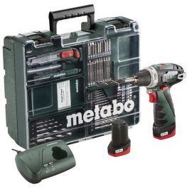 Metabo Aku vrtačka  Power Maxx BS Basic  MD 2x2Ah
