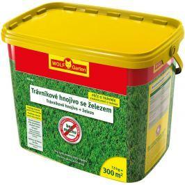 WOLF-Garten LP-M 300 travní hnojivo se železem