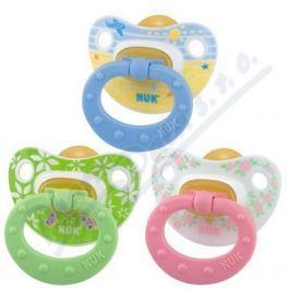 NUK-Dudl. uklid.Happy kids(6-18)L.1ks 733654