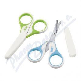 MAPA NUK nůžky dětské zdravotní s krytem 256.257