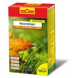 WOLF-Garten LK-B 100 podzimní hnojivo na trávník