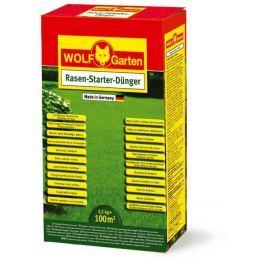 WOLF-Garten LY-N 100 startovací hnojivo na trávník