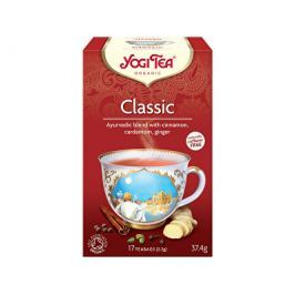 Yogi Tea Bio Classic  17 x 2,2 g