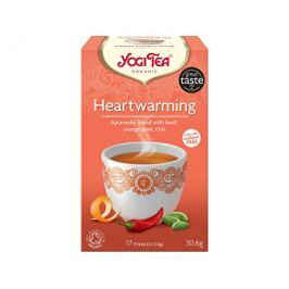 Yogi Tea Bio Hřejivý  17 x 1,8 g