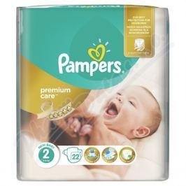 PROCTER GAMBLE Pampers Premium Care Pack S2 22 ks Mini