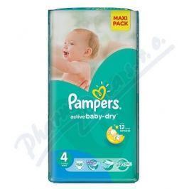 PROCTER GAMBLE PAMPERS Active Baby VPP 4 Maxi 58ks