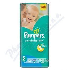 PROCTER GAMBLE PAMPERS Active Baby VPP 5 Junior 50ks