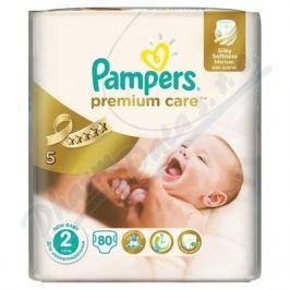 PROCTER GAMBLE PAMPERS Premium Care 2 Mini 80ks