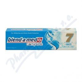PROCTER GAMBLE Blend-a-med Complete 7 White zubní pasta 100 ml