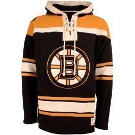 Old Time Hockey Pánská mikina s kapucí  Lacer Fleece NHL Boston Bruins, L