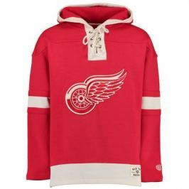 Old Time Hockey Pánská mikina s kapucí  Lacer Fleece NHL Detroit Red Wings, S