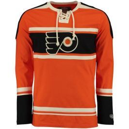 Old Time Hockey Pánská mikina  Wisner NHL Philadelphia Flyers, L