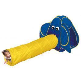 Stan dětský Bino prolézací - slon