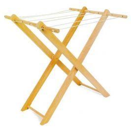 Dřevěné hračky pro holky - Dětský dřevěný sušák na prádlo Small foot by Legler