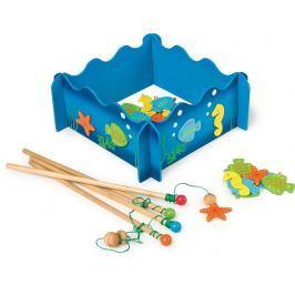Rybářská hra - Mořský svět