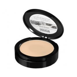 Lavera Pudrový make-up 2v1 (2in1 Compact Foundation) 10 g, 01 slonová kost