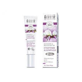 Lavera Zpevňující oční krém Bio bílý čaj  & Olej karanja (Firming Eye Cream) 15 ml
