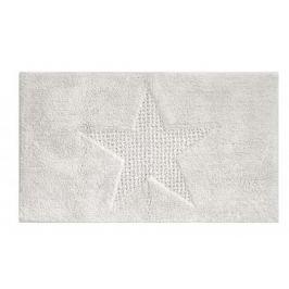 KELA Koupelnová předložka LINDANO 60x100 cm bílá