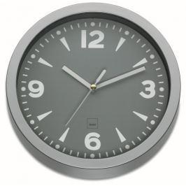 KELA Nástěnné hodiny FLORENZ 20 cm šedá