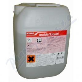 ECOLAB Incidin Liquid 5 l rychlá dezinfekce ploch