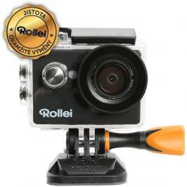 Rollei ActionCam 415 - FULL HD video 1080p/30 fps/ 140°/ 40m pzd./ Černá/ CZ + S