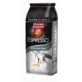DOUWE EGBERTS Káva zrnková, pražená, vakuově balené, 1 000 g,  Espresso