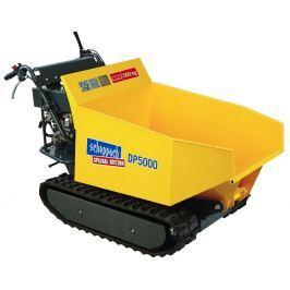 Scheppach / Woodster Scheppach DP 5000 pásový přepravník 500 kg s hydraulickým sklápěním korby