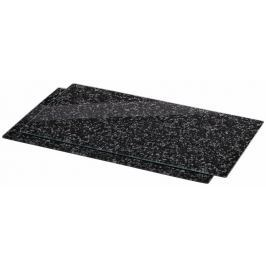 Xavax kuchyňské krájecí desky, 52x30 cm, 2 ks, design Granite