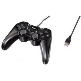 HAMA PC gamepad GE 100, černý