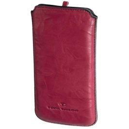 Tom Tailor Crumpled Colors, pouzdro na mobil, velikost XL, růžové