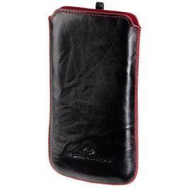 Tom Tailor Crumpled Colors, pouzdro na mobil, velikost XL, černé