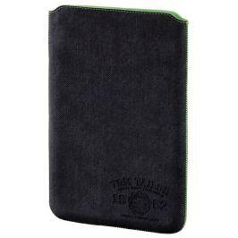 """Tom Tailor Canvas Pouch, pouzdro na tablet do 25,6 cm (10,1""""), tmavý denim"""