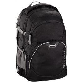 Coocazoo Školní batoh  JobJobber2, Beautiful Black
