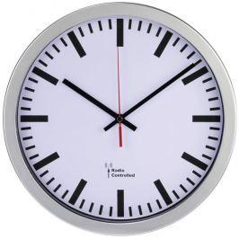 Hama Station nástěnné hodiny, řízené rádiovým signálem