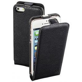 Hama Smart Case Flap Case for Apple iPhone 5/5s/SE, black