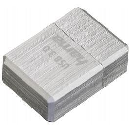 Hama FlashPen micro Cube, USB 3.0, 32 GB, 100 MB/s, stříbrný