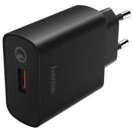 Hama rychlá USB nabíječka Quick Charge 3.0, 19,5 W