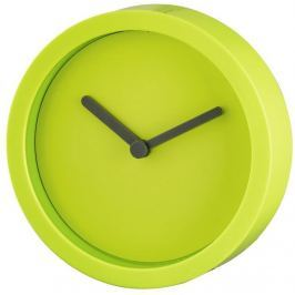 Hama Retro nástěnné hodiny, průměr 15 cm, zelené