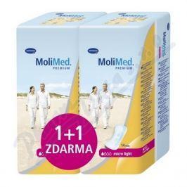 HARTMANN Inkont.vlož.MoliMed Premium Micro Light 1+1 ZDARMA
