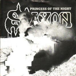 Saxon : Princess Of The Night LP