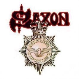 CD Saxon : Strong Arm Of The Law