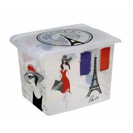 Keeeper Plastový box Francie - 20,5l