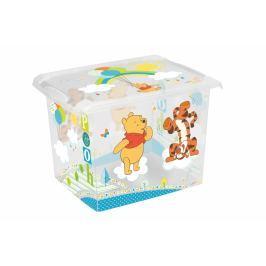 Keeeper Box na hračky, dekorační Medvídek PÚ - 20,5 l