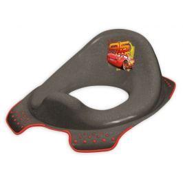 Keeeper Adaptér - treningové sedátko na toaletu Cars - grafit ostatní pomůcky