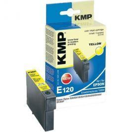 KMP Inkousty  E120 / T089440 yellow Náplně a tonery - originální