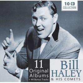 CD Bill Haley : 11 Original Albums Hudba