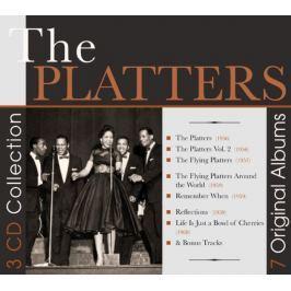 CD Platters : 7 Original Albums Hudba