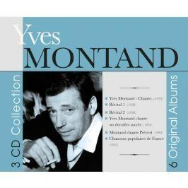 CD Yves Montand : 6 Original Albums Hudba