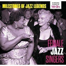 CD Female Jazz Singers Hudba